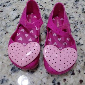 Mini Melissa Shoes - New mini Melissa